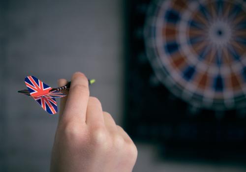 Dit is de officiële hoogte en afstand tot dartbord - Darts Experts