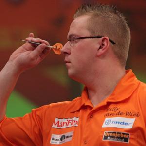 Nederlandse darters op een WK