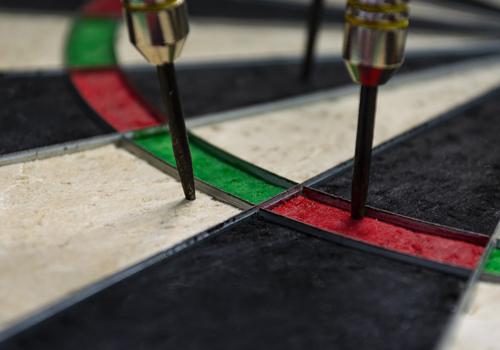 Top 3 gratis apps om je dart scores bij te houden - Darts Experts