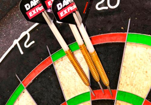 Tips voor het gooien van triple 20 - Darts Experts.nl